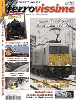 Ferrovissime n° 024 + DVD