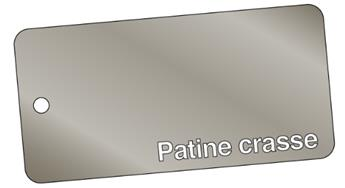 Patine crasse mat