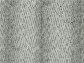 Pavés Napoléon : joints herbus