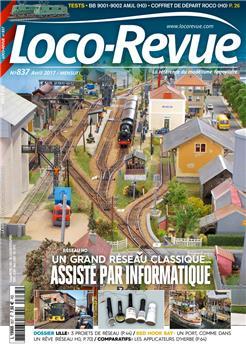 Loco-Revue n°837