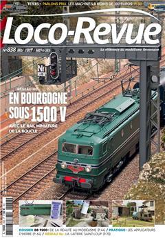 Loco-Revue n°838