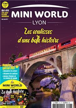 Hors-série Clés pour le train miniature - Mini World Lyon avec DVD