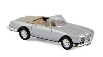Véhicule Facel Vega III Cabriolet 1963 - Silver