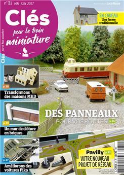 Clés pour le train miniature n° 31 version numérique