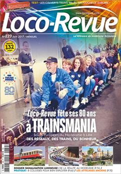 Loco-Revue n°839