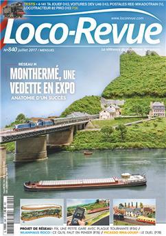 Loco-Revue n°840