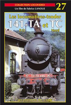 Les locomotives tender 141 TA et TC