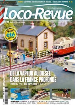 Loco-Revue n°841