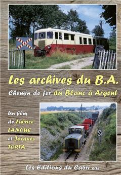 Les archives du chemin de fer du Blanc Argent