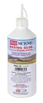 Colle Peco Static Grass Basing Glue 500 ml