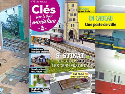 Clés n°49 Mai-Juin 2020, Saint-Stinat, la coulisse et les derniers détails