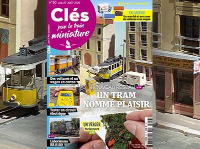 Clés n°50 Juillet-Août 2020, Nouveau réseau, un tram nommé Plaisir