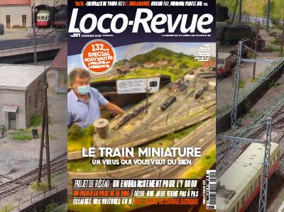 Loco-Revue n°881 - Décembre - Numéro spécial 132 pages - Nouveautés et projets des fabricants